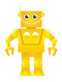 Vettore del robot Immagine Stock