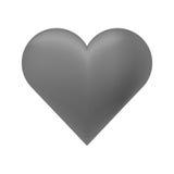 Vettore dell'icona del cuore Fotografie Stock Libere da Diritti