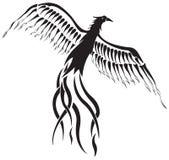 Vettore dell'uccello Immagini Stock