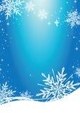 Vettore della cartolina di Natale Fotografie Stock