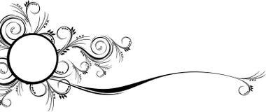 Vettore della decorazione della pagina royalty illustrazione gratis
