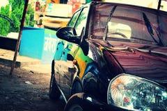 Vettore delle automobili Fotografia Stock