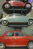 Vettore delle automobili Immagine Stock