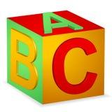 Vettore di ABC illustrazione di stock