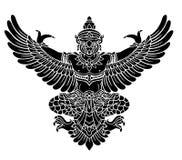 Vettore di Garuda Fotografia Stock