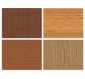 Vettore di legno della priorità bassa illustrazione di stock