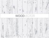 Vettore di legno, illustrazione di Shiplap immagini stock libere da diritti