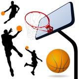 Vettore di pallacanestro illustrazione vettoriale