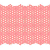 Vettore di principessa Seamless Pattern Background Fotografia Stock Libera da Diritti