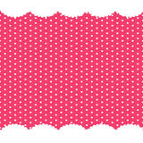 Vettore di principessa Seamless Pattern Background Immagine Stock Libera da Diritti
