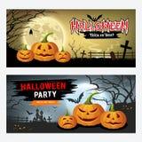 Vettore felice di progettazione delle collezioni dell'insegna di Halloween illustrazione di stock