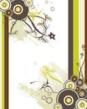 Vettore floreale Fotografia Stock