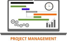 Vettore - gestione di progetti Fotografie Stock Libere da Diritti