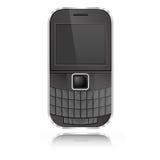 Cellulare di qwerty Immagini Stock