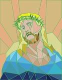 Vettore - illustrazione di Jesus Christ royalty illustrazione gratis