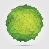 Vettore Illustrazione geometrica astratta 3D Fotografia Stock