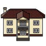 Forziere aperto con i tesori illustrazione vettoriale for Casa moderna bianca