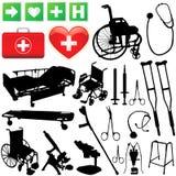 vettore medico 2 Fotografie Stock Libere da Diritti