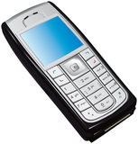 Vettore mobile del telefono cellulare del cellulare Fotografia Stock