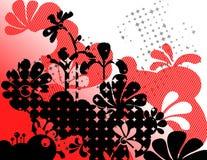 Vettore ornamentale astratto Fotografia Stock