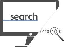 Vettore - ricerca Fotografia Stock
