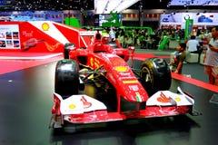 Vettura da corsa del Ferrari F1 Fotografia Stock Libera da Diritti