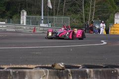 Vettura da corsa di Le Mans Immagine Stock