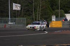 Vettura da corsa di Le Mans Immagine Stock Libera da Diritti