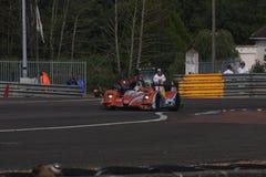 Vettura da corsa di Le Mans Immagini Stock