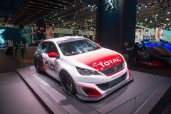 Vettura da corsa di Peugeot 308 Fotografia Stock