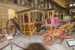 Vettura nazionale Museum (Lisbona, nel Portogallo) Immagine Stock