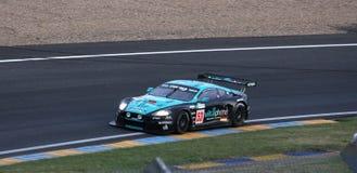 Vetture da corsa di Le Mans fotografie stock