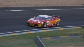 Vetture da corsa di Le Mans immagine stock