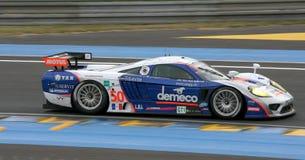 Vetture da corsa di Le Mans fotografia stock