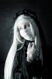 veuve Photo stock