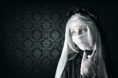 veuve Photo libre de droits