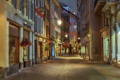 vevey της Ελβετίας Στοκ φωτογραφία με δικαίωμα ελεύθερης χρήσης