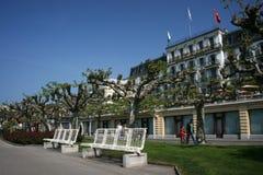 Vevey, canton of Vaud, Switzerland Stock Photo
