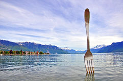 Vevey Royalty Free Stock Photos