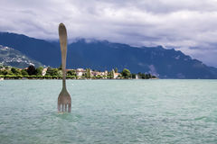 Vevey royalty free stock images