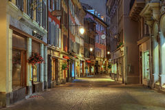 Vevey, Switzerland royalty free stock photography