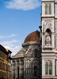 Vew of the Domo Florence Italy Royalty Free Stock Image