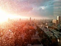Vewer окна Стоковое Изображение
