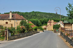 Veyrignac in Perigord Royalty Free Stock Photography