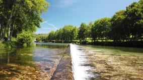 Vez河在葡萄牙 影视素材