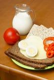 Vezel in het dieet. Stock Afbeeldingen