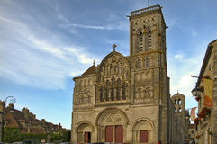 Vezelay Image stock