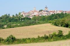 Vezelay Images libres de droits