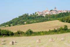 Vezelay Lizenzfreie Stockbilder