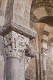Vezelay Basilica Stock Photo